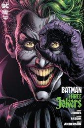 Three Jokers #3 Cover