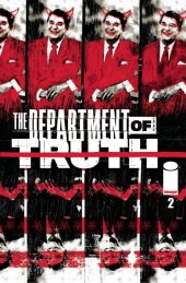 Depertment of Truth #2 Cover