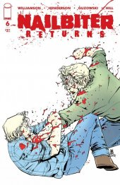 Nailbiter Returns #6 Cover
