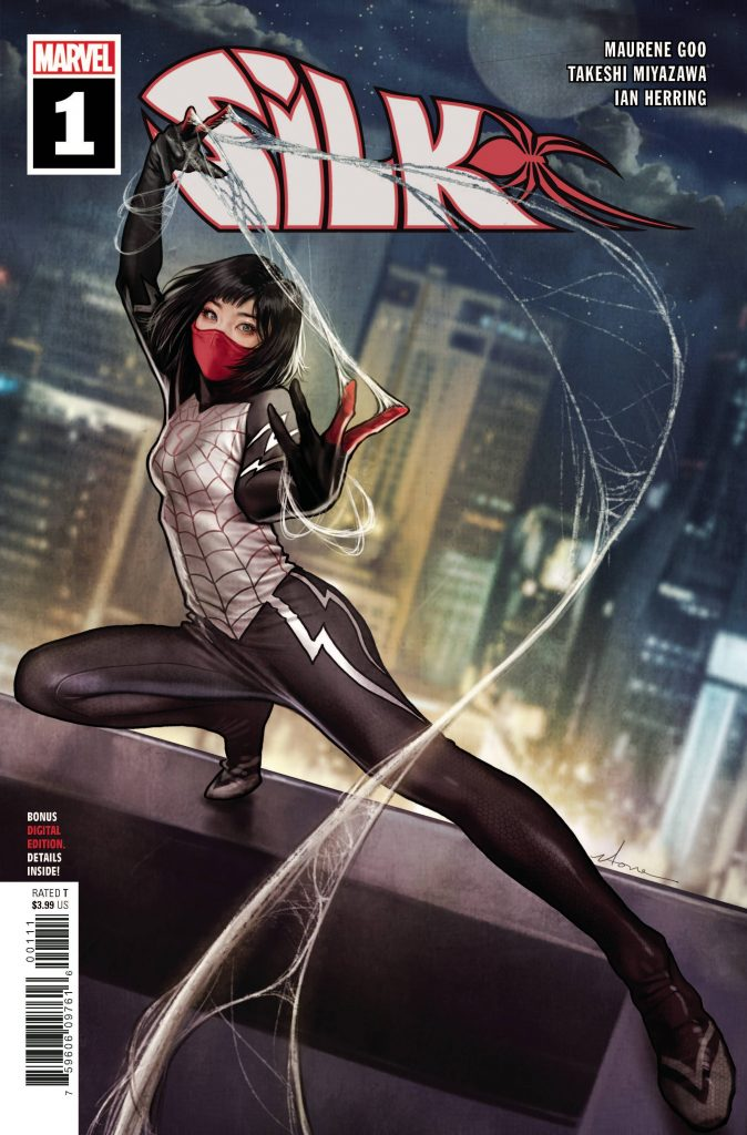 Silk Cindy Moon Marvel