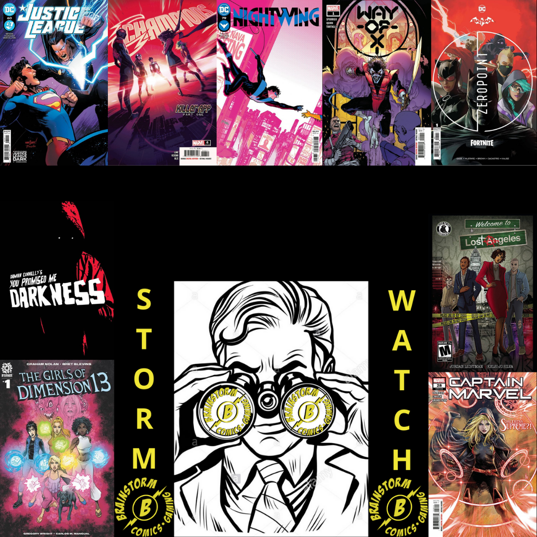 hot picks new comic book releases
