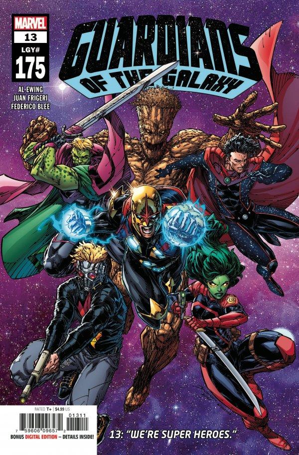 guardians of the galaxy new villain first appearance al ewing marvel comics