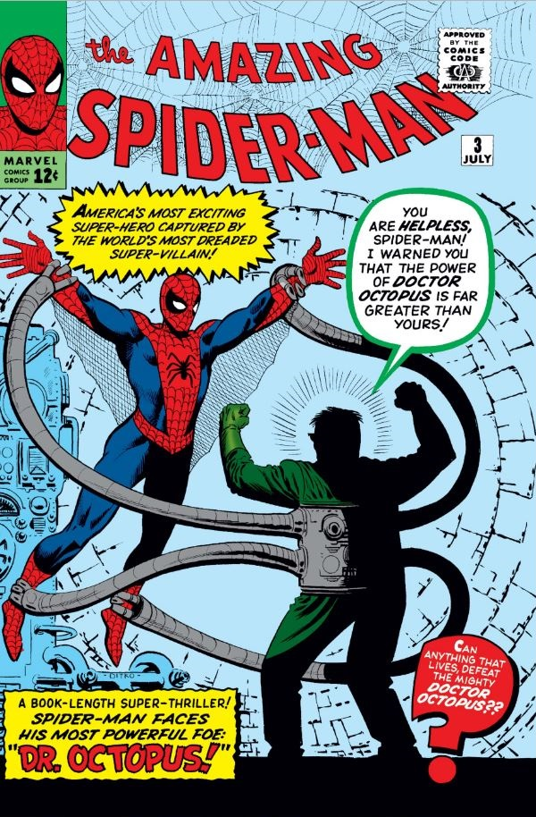 best greatest spiderman artist artists all time steve ditko john romita comic news and opinions peter parker doc ock stan lee