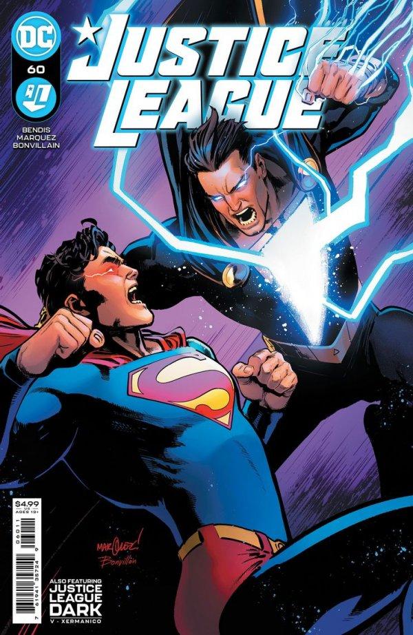 dc comics justice league brian michael bendis new comic book releases naomi justice league dark