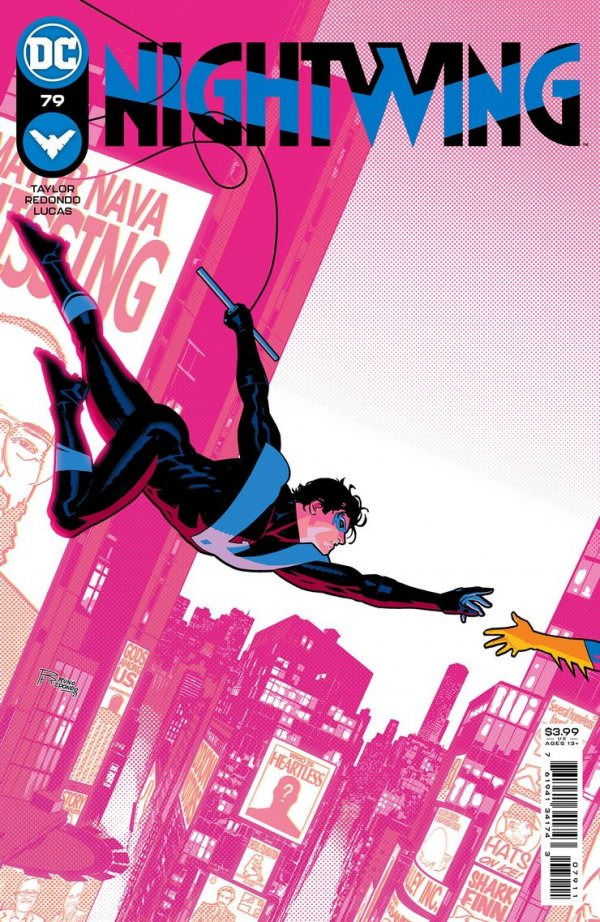 nightwing tom taylor dc comics new comic book releases batman alfred