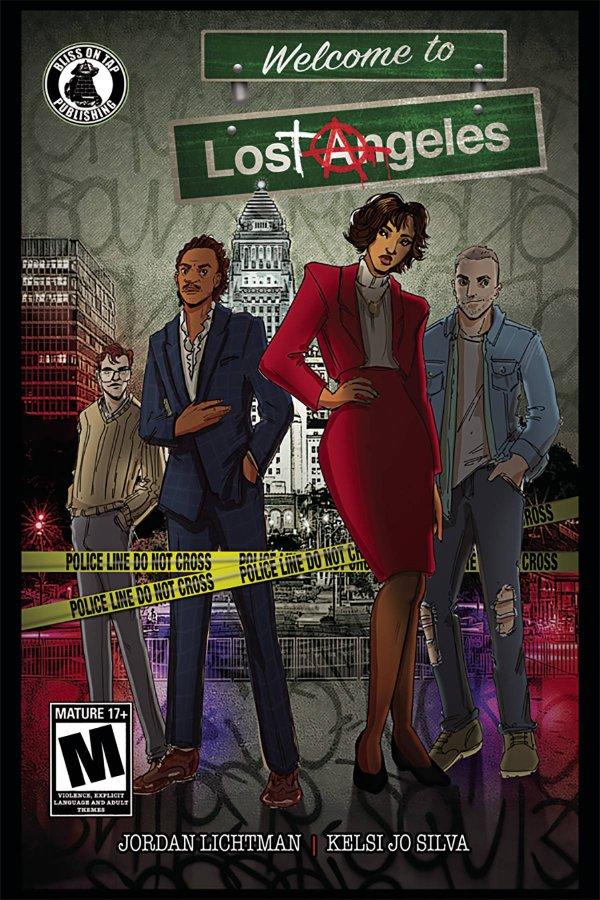 lost angeles independent comics hot picks