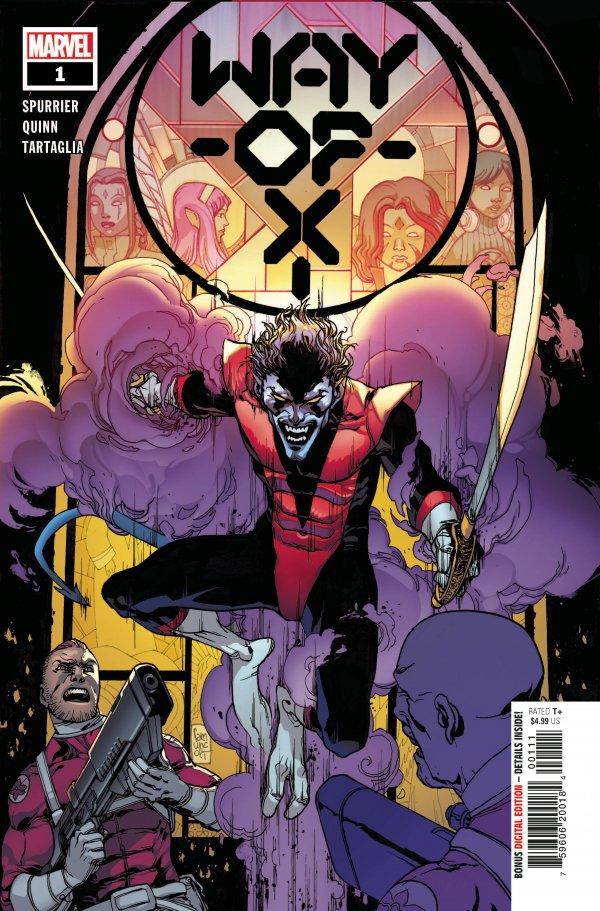 hot picks x-men nightcrawler blink marvel comics
