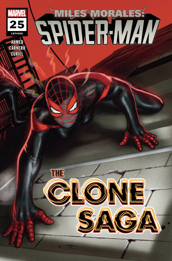 miles morales marvel spiderman clone saga new comic  book day