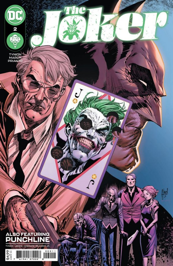 joker batman jim gordon dc comics hot comic books punchline james tynion iv arkham bane